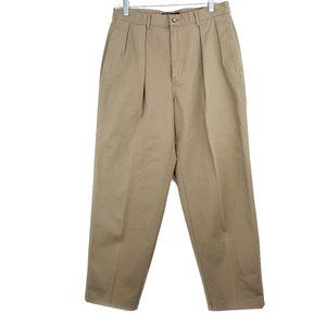 Polo Ralph Lauren 31/30 Tan Classic Fit Chinos